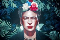 Frida Kahlo -Playa del Carmen