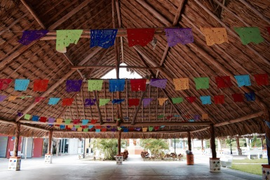Place du village - Cozumel