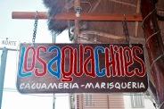 Restaurant Los Aguachiles - Playa del Carmen