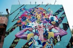 Street art - Playa del Carmen