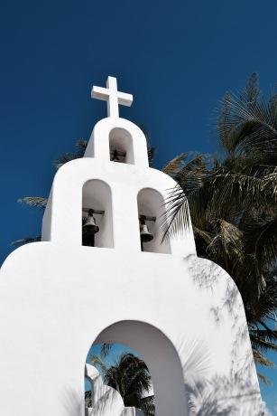 Église - Playa del Carmen