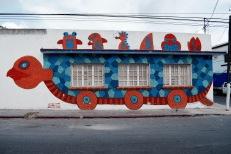 Street art - Cozumel