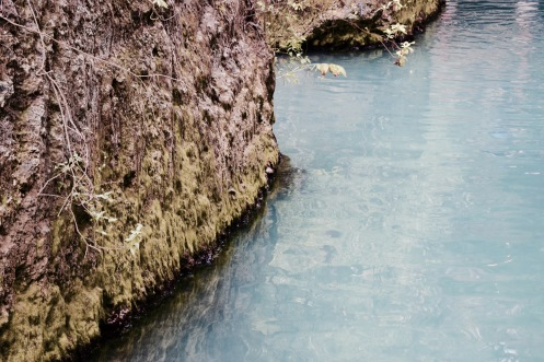 Rivière souterraine - Xcaret