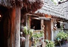 Maison maya - Xcaret