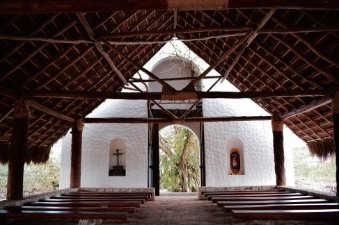 Église - Xcaret