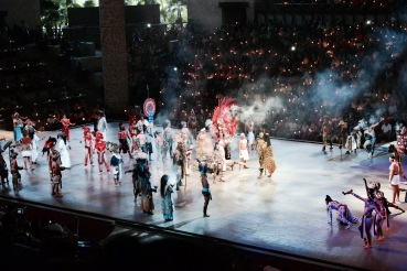 Spectacle - Xcaret