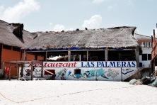 Restaurant typique - Puerto Morelos