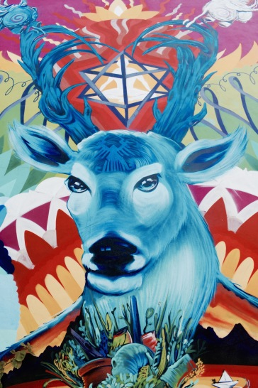 Street art - Mahahual