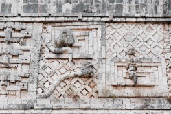 Sculptures - Uxmal
