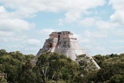 Pyramide - Uxmal