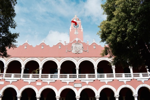 Palacio Municipal - Mérida