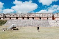 Palais du gouverneur - Uxmal