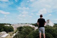 Site maya - Uxmal