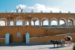 Couvent San Antonio - Izamal