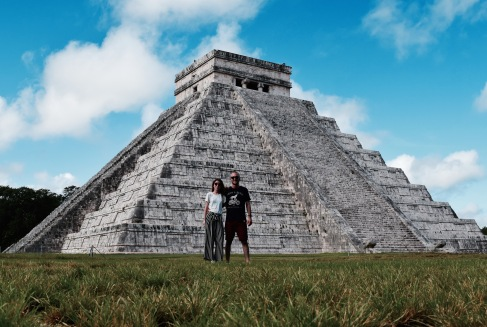 Pyramide -Chichén Itza