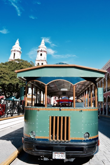 Petit train - Campeche