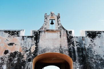 Porte des remparts - Campeche