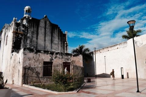 Église San Juan de Dios - Campeche