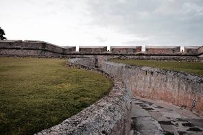 Fort de San Miguel - Campeche