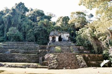 Temple du Crâne - Palenque
