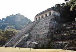 Temple des Inscriptions - Palenque