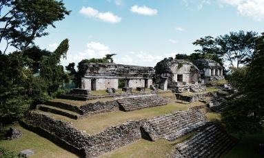 Templo del Conde - Palenque