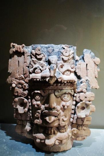 Masque - Palenque