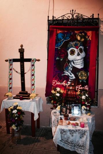 El Dia de los Muertos - Merida