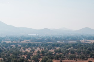 La Ciutadela - Teotihuacan