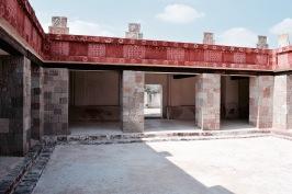 Palacio de los Jaguares - Teotihuacan