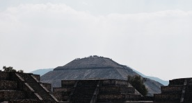 Pyramide del Sol - Teotihuacan