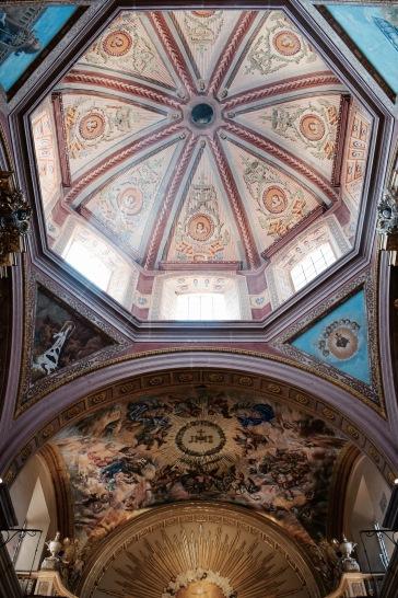 Templo de Santa Clara - Querétaro