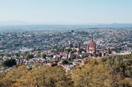 Mirador - San Miguel de Allende