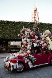 Fête des Rois Mages - San Miguel de Allende