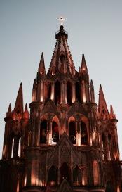 Parroquia - San Miguel de Allende