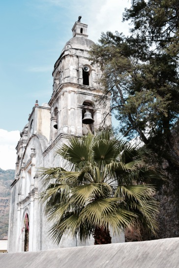 Église - Tepoztlan