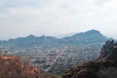Panorama - Tepoztlan