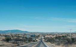 Route pour Guanajuato