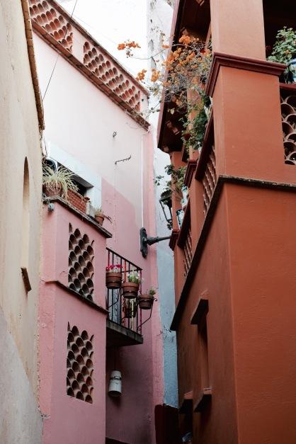 Callejon del Beso - Guanajuato