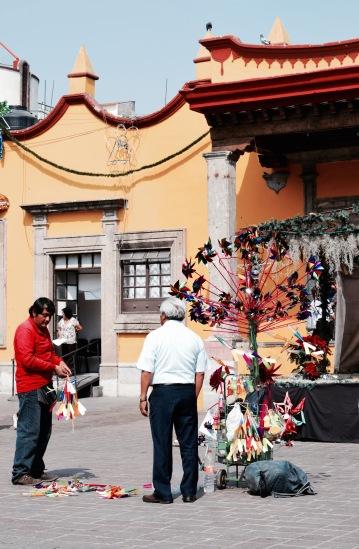 Plaza Hidalgo - Coyoacan
