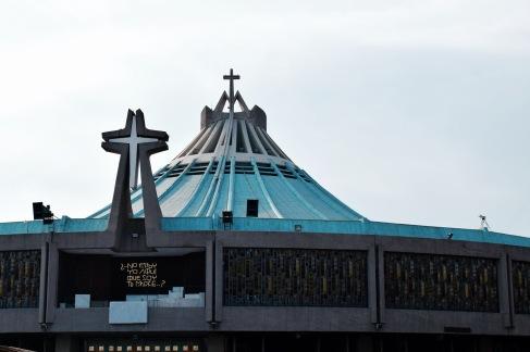Basilica de Guadalupe - Mexico