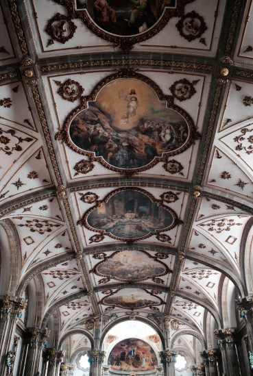 Parroquia de San Juan Bautista - Coyoacan