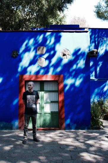 Maison bleue Coyoacan