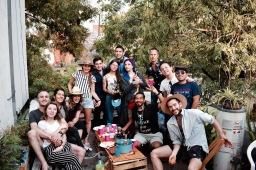 Barbecue entre amis - Roma