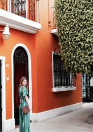 Ruelles colorées - Condesa