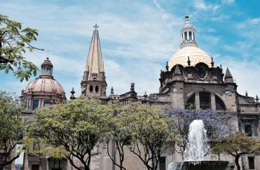 Cathédrale - Guadalajara