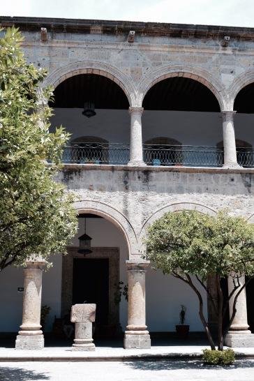 Palacio de Gobierno - Guadalajara