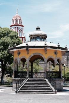 Jardin Hidalgo - Tlaquepaque