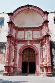 Templo de la Tercera Orden de San Francisco - Cuernavaca