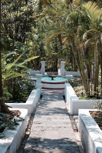 Jardin Borda - Cuernavaca